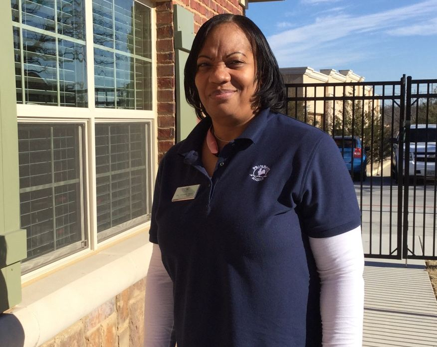 Ms. Tyson, Preschool II Assistant Teacher