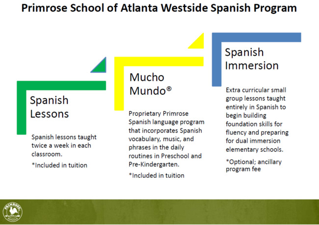 Spanish Program Summary