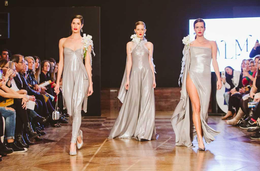 Dise adores de gran canaria moda c lida desfilar n en la - Disenadores en madrid ...