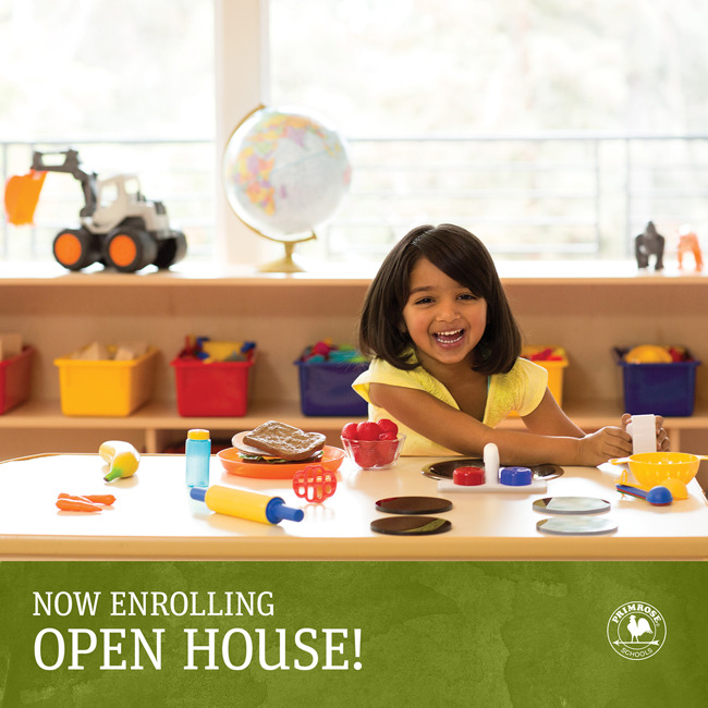 March Open Houses