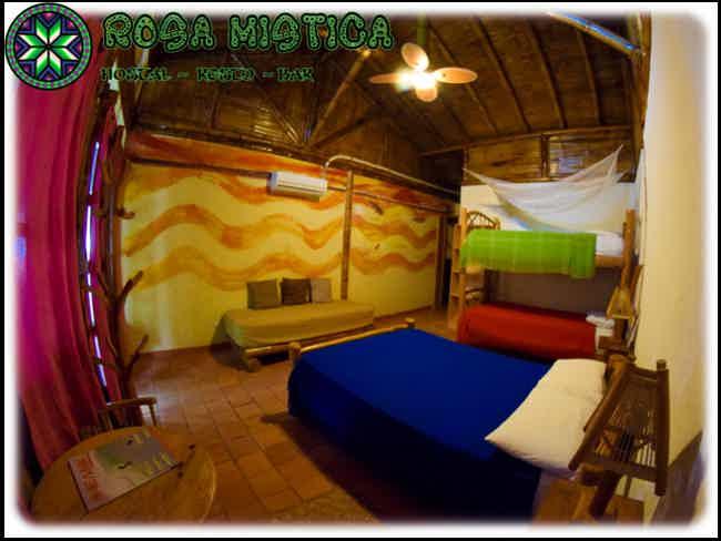 Hostal Rosa Mística-Montañita