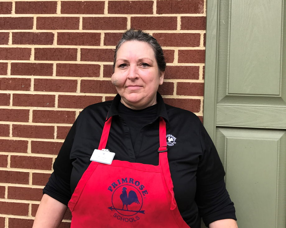 Ms. Clance , Kitchen Manager