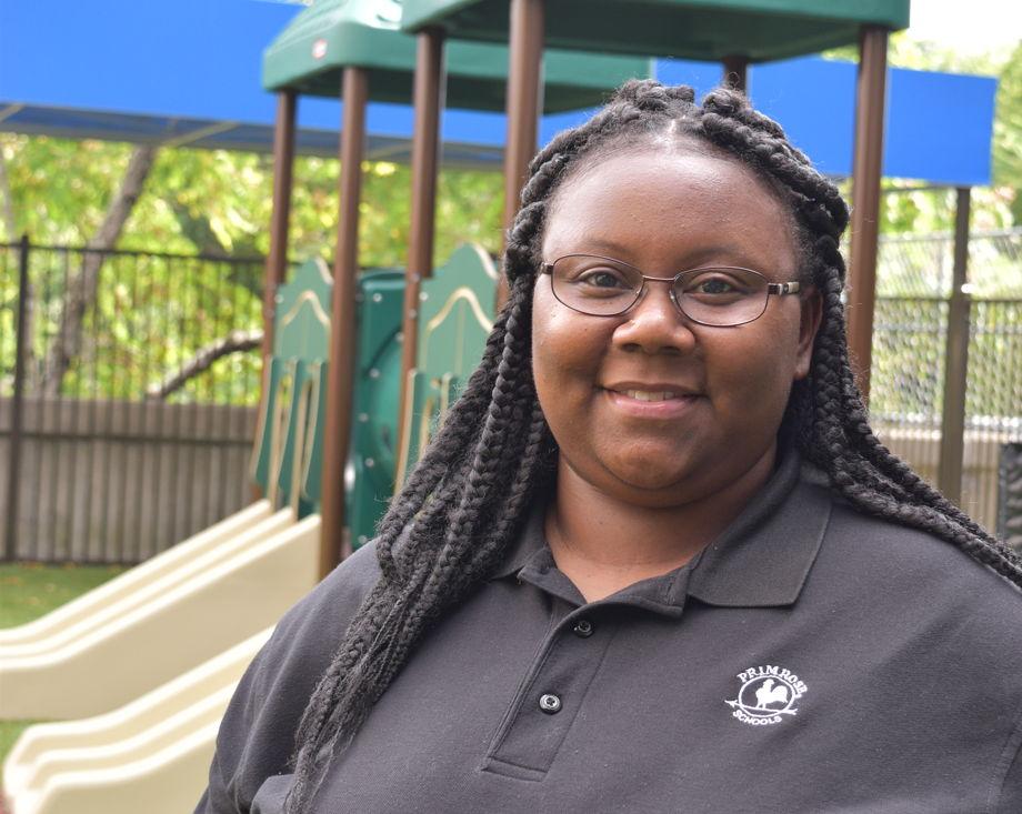 Erica Jackson , Early Preschool Teacher