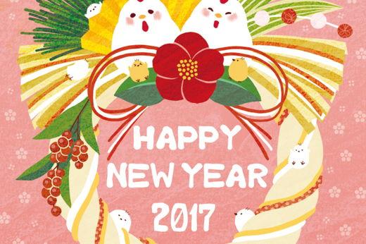 HAPPY NEW YEAR 2017