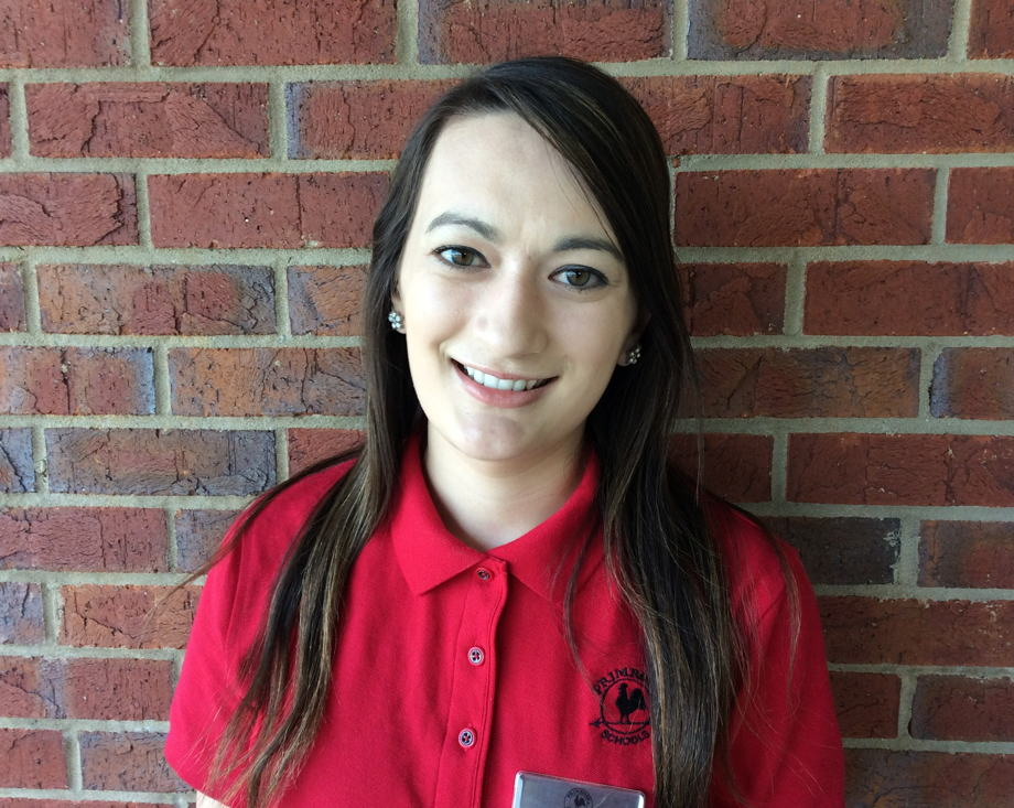 Ms. Nicole Spangler, Support Teacher