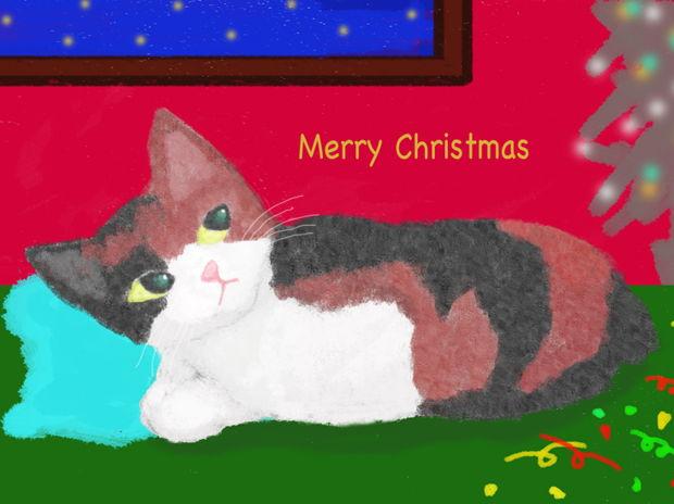 ちょっとうるさいクリスマス