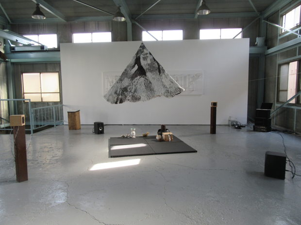 "embroidery mountain ""K2"""