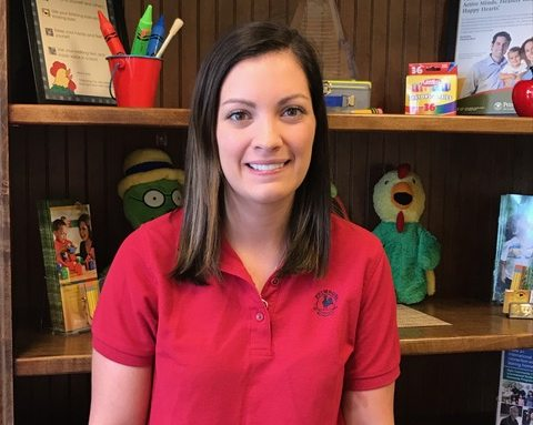 Ashlee Johnson, Private Pre-Kindergarten Teacher
