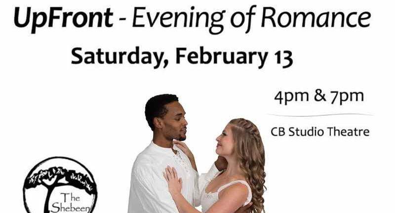 Charlottesville Ballet's UpFront: Evening of Romance
