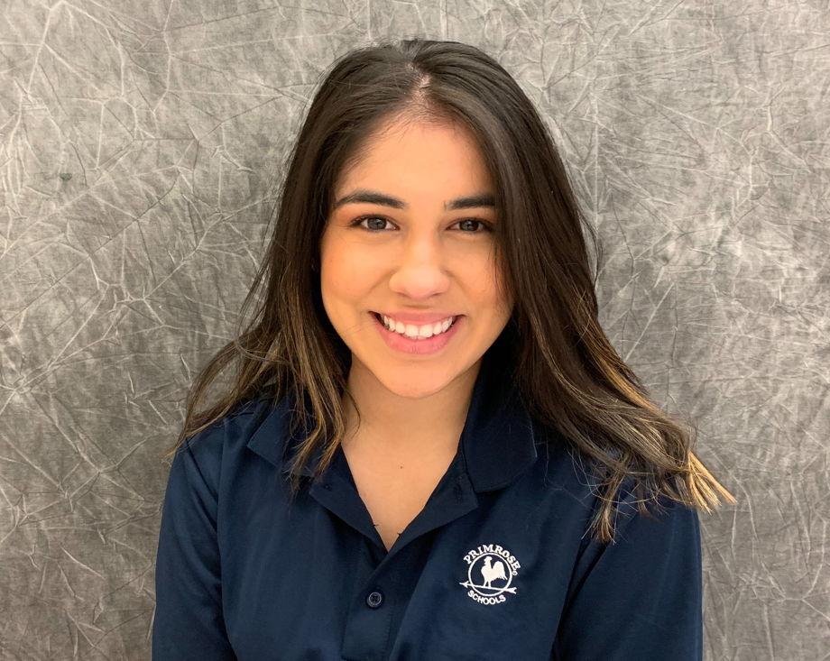 Andrea Rivas , Assistant Teacher- Support Staff