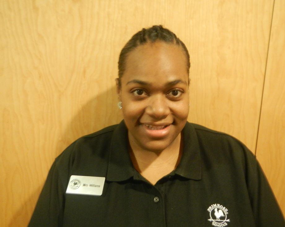 Alicia Williams , Lead Teacher- Kindergarten