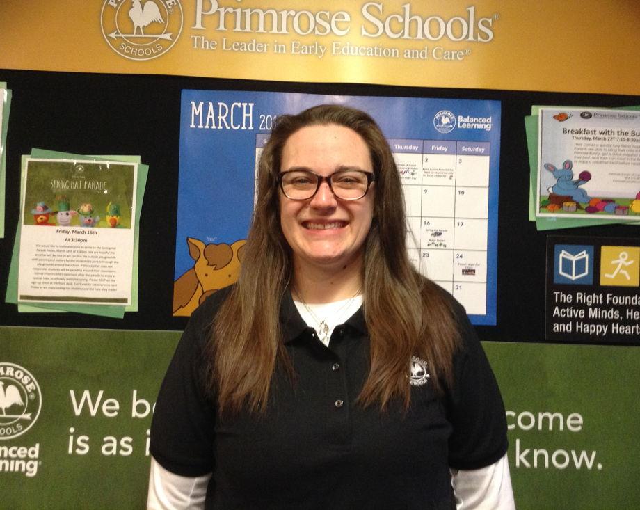 Mrs. Kelsey Barrett , Preschool Teacher
