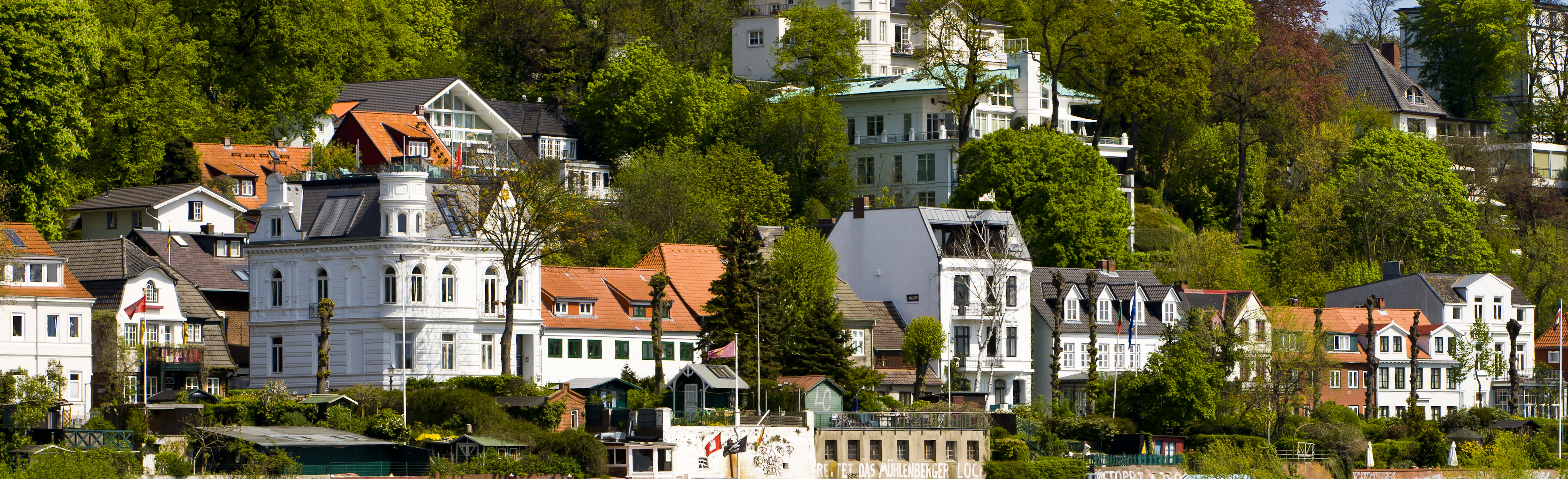 Immobilien in Hamburg Blankenese Rissen Nienstedten