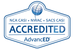 AdvanceED accreditation logo
