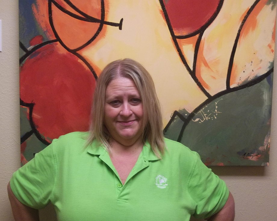 Ms. Funk, Older Infant Teacher