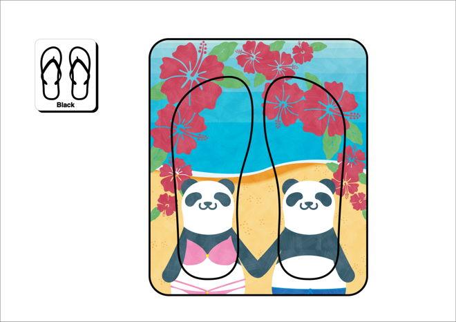 パンダ&パンダ