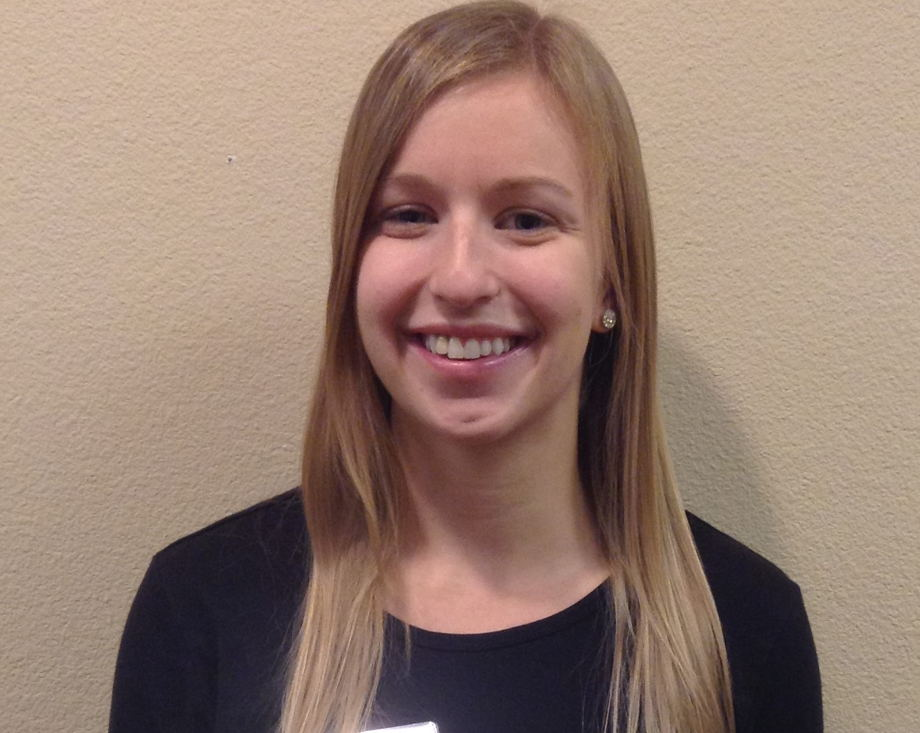 Jena Baker, Lead Toddler Teacher