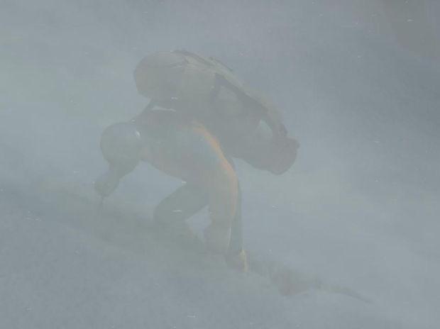 雪葬 Snow burying