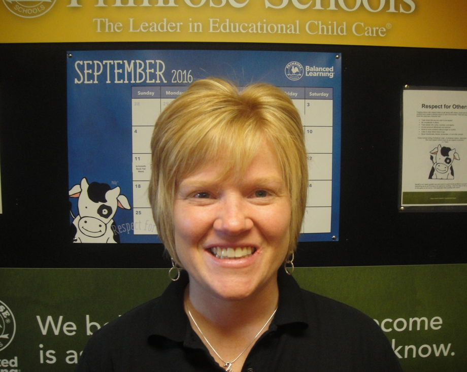 Mrs. Barbara Webster, Preschool Pathways Teacher