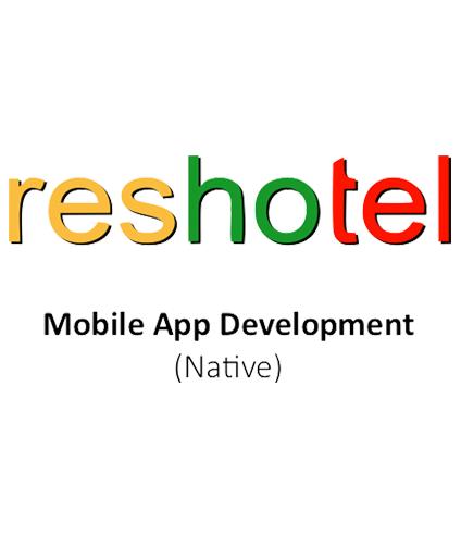 mobile application development company-reshotel-gkmit
