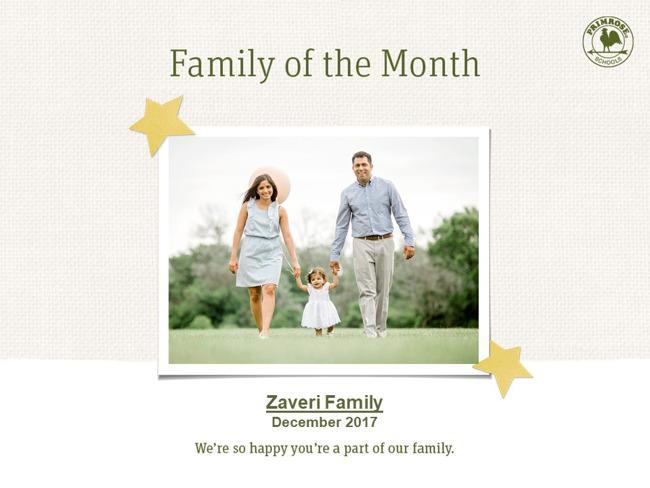 Zaveri Family