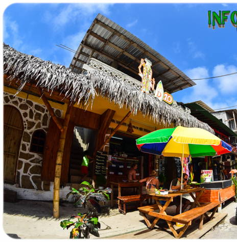 Come visit !! , The earthquake did not affect Montañita