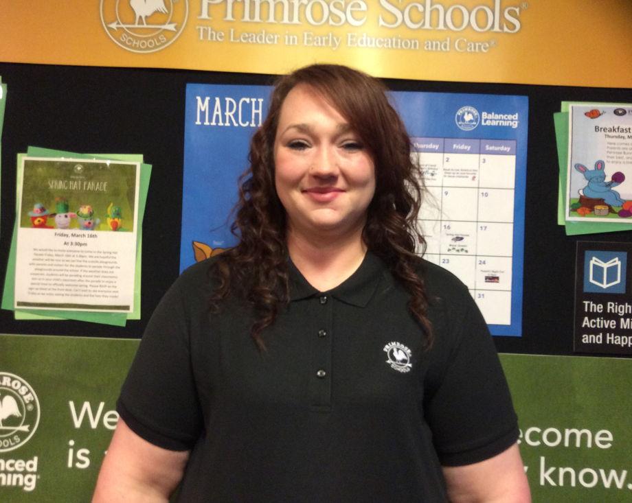 Ms. Ashley Morrison , Infant Teacher