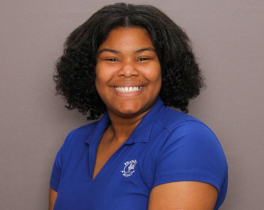 La'Nazia Curtis , Preschool Pathways Assistant Teacher