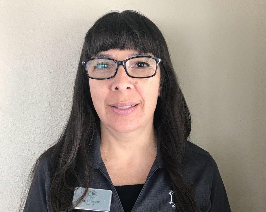 Tayira Gutierrez , Toddler Teacher
