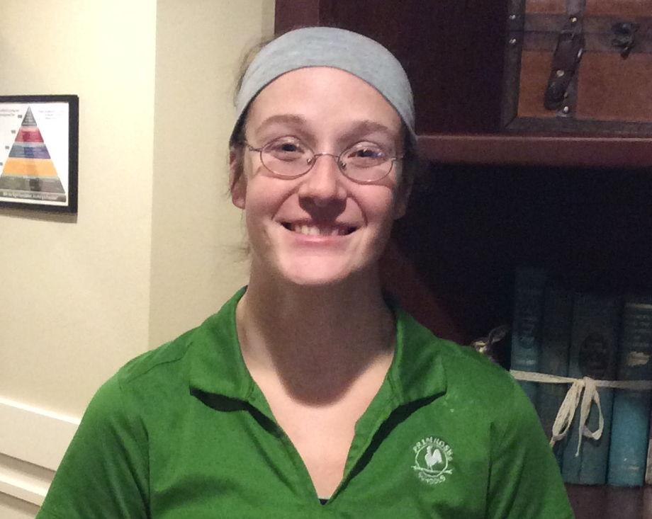 Ms. Emily Robinson , Infant Lead Teacher