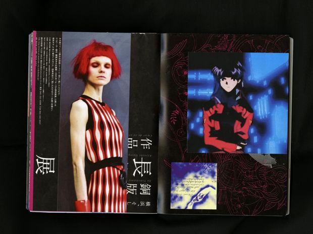 collage feat.NEON GENESIS EVANGELION