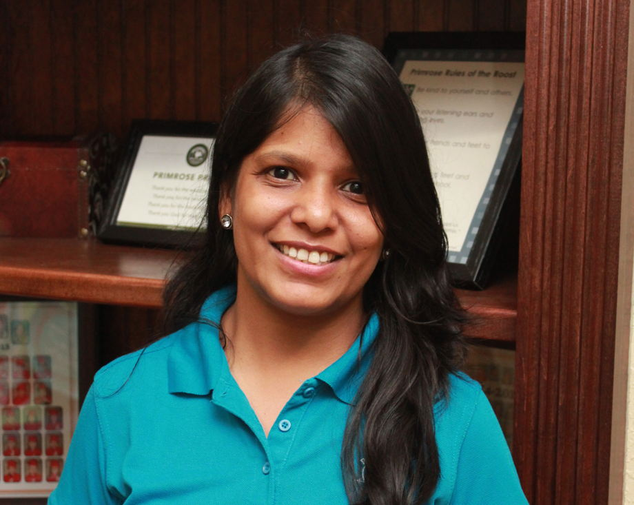 Tejal Shah , Preschool Pathways Lead Teacher