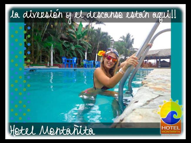 Hotel Montañita-Montañita