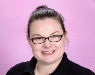 Ms. Insley, Toddler Teacher