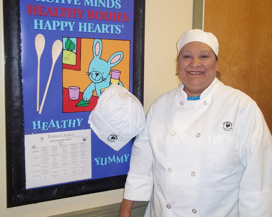 Mrs. Cecilia Ramirez , Food Manager
