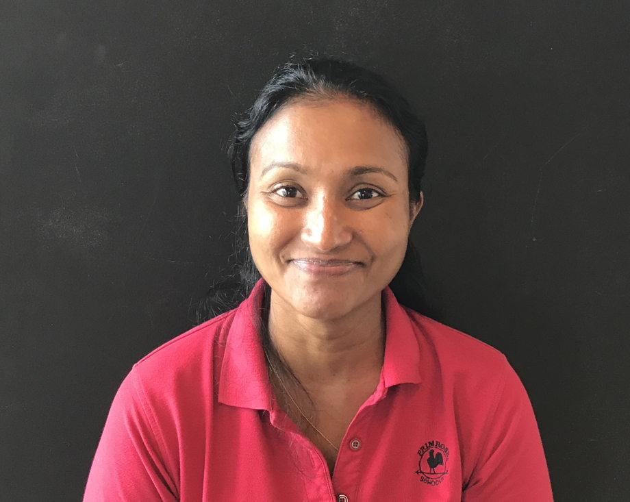 Mrs. Thushari Wijesekara , Toddler Assistant Teacher
