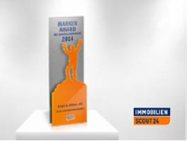 Marken Award Immobilienscout24