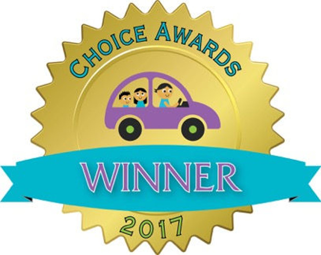 Choice awards winner logo