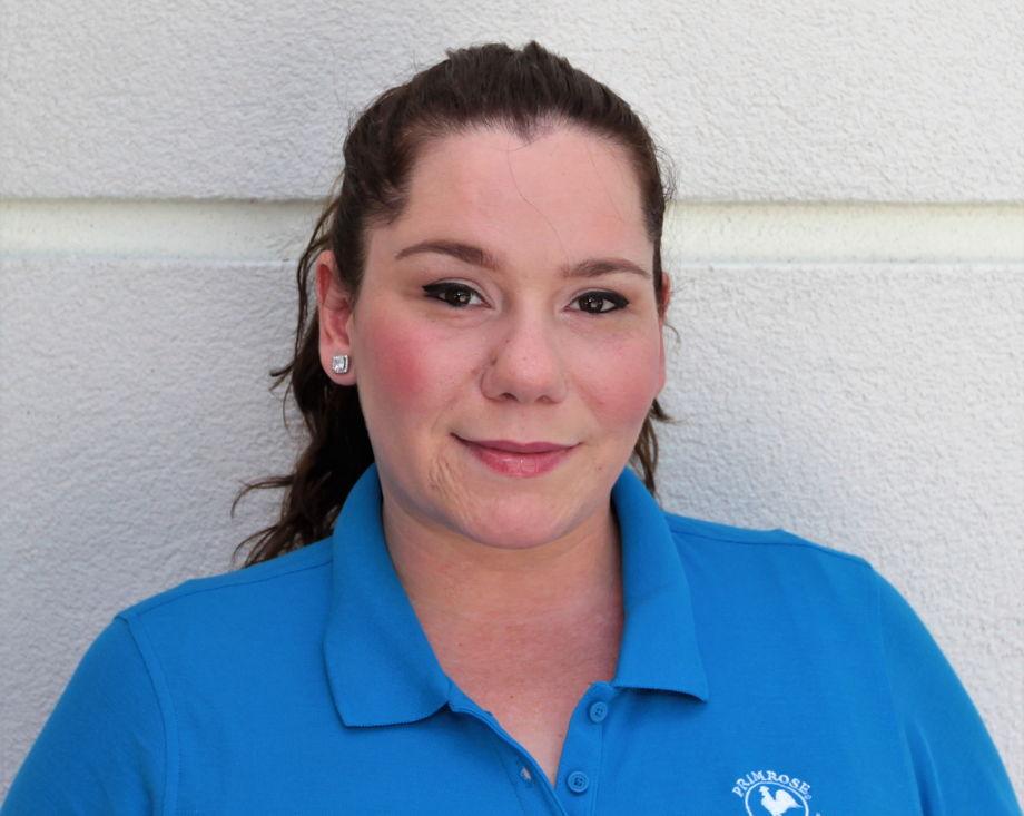 Antonella DiRocco , Food Service Teacher