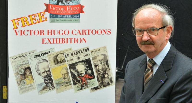La caricature au service de la gloire, ou Victor Hugo raconté par le portrait-charge