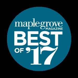 Voted best preschool in Maple Grove in 2017