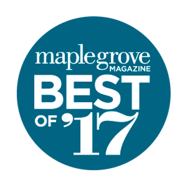 Voted best preschool in Maple Grove in 2017