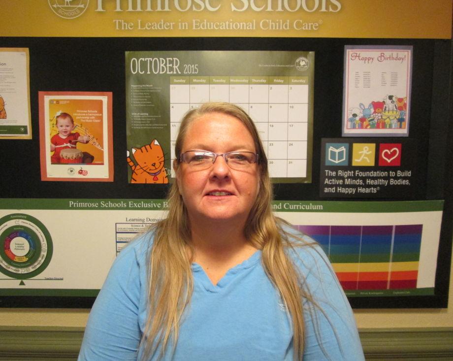 Mrs. Rhonda Porter, Kindergarten Teacher