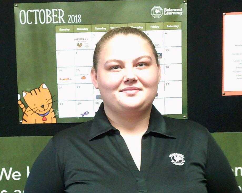 Ms. Haley James , Support Teacher