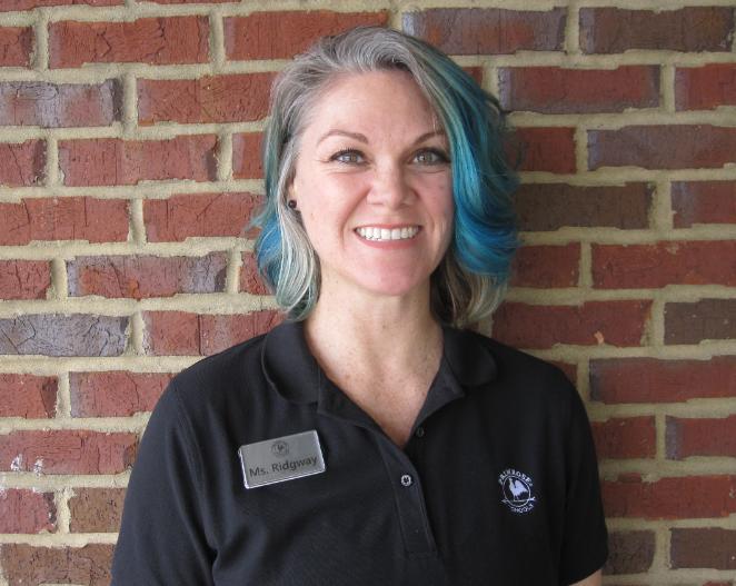 Ms. Ridgway , Resource Teacher