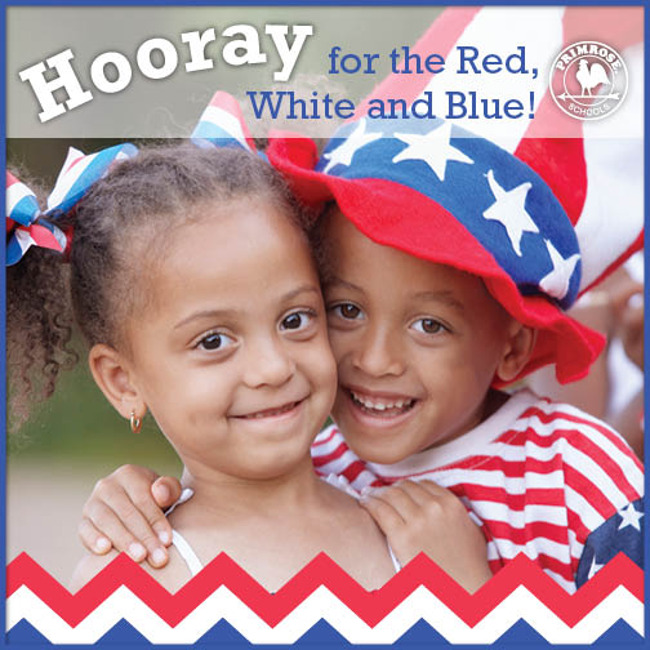 Red, White and Blue Parade