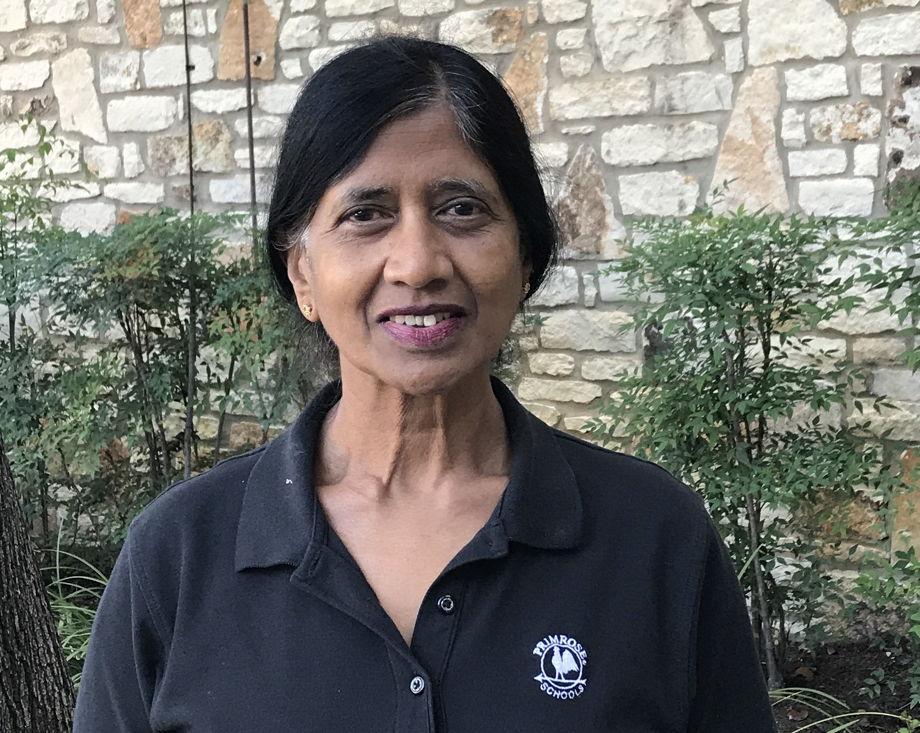Ms. Vardi Manukonda , Young Infant 1 Lead Teacher