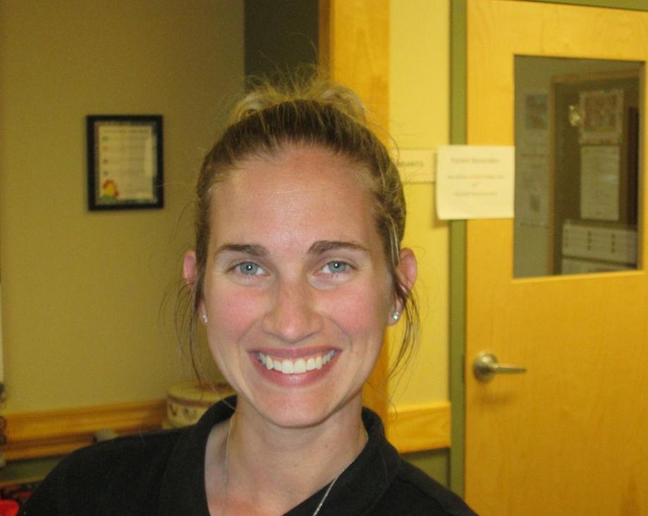 Katie Davie , Teacher's Aide