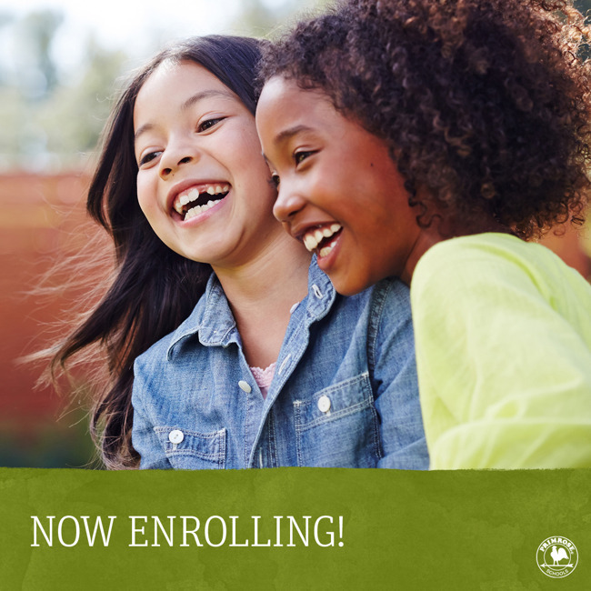 Now Enrolling!!