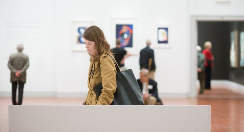 Saturday Special Tour | Grasping at the Ephemeral: Explorations on Change from the Permanent Collection